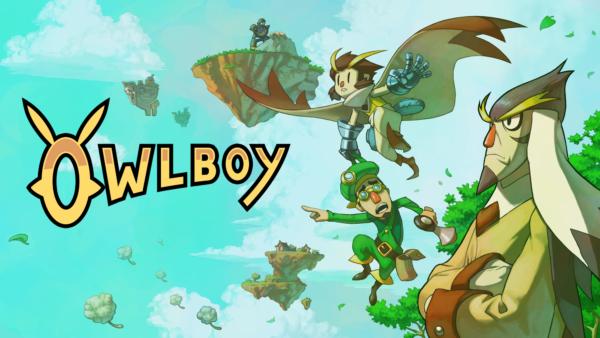 Owlboy Vignette