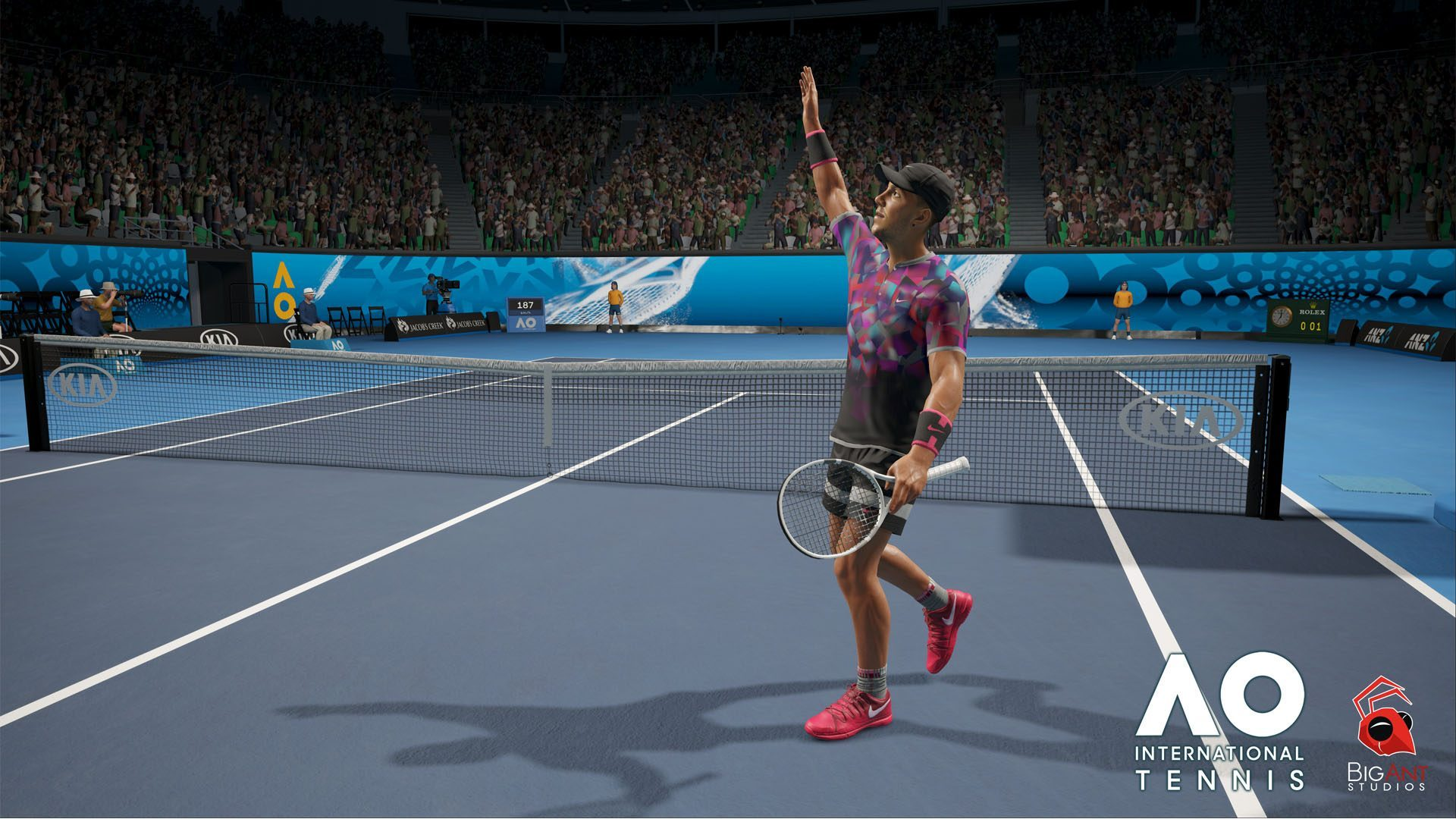 AO International Tennis_ScreenShot2