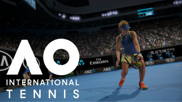 AO International Tennis_Vignette_PS4_XBOXONE_Just_For_Games