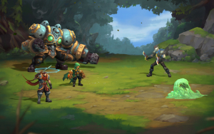Battle Chasers sur Switch