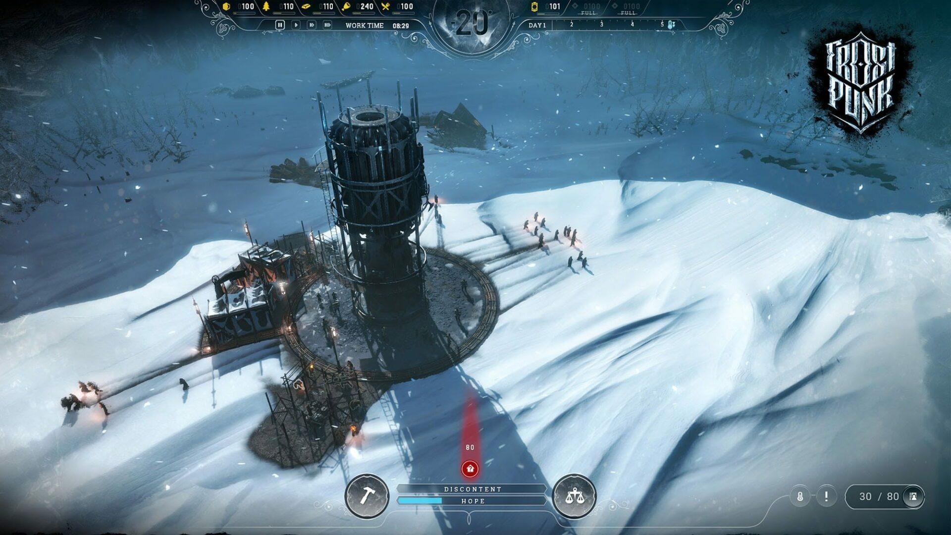 FrostpunkScreenshot