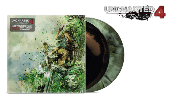 Uncharted_4_A_Thief's_End_Vinyle