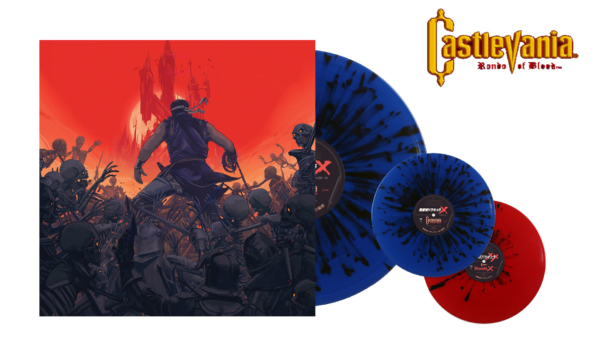 CastleVania_Rondo_Of_The_Blood_Vinyle