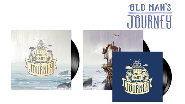 OldManJourney_Vinyle