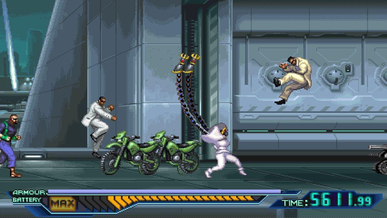 ninja saviors return warriors_screen6