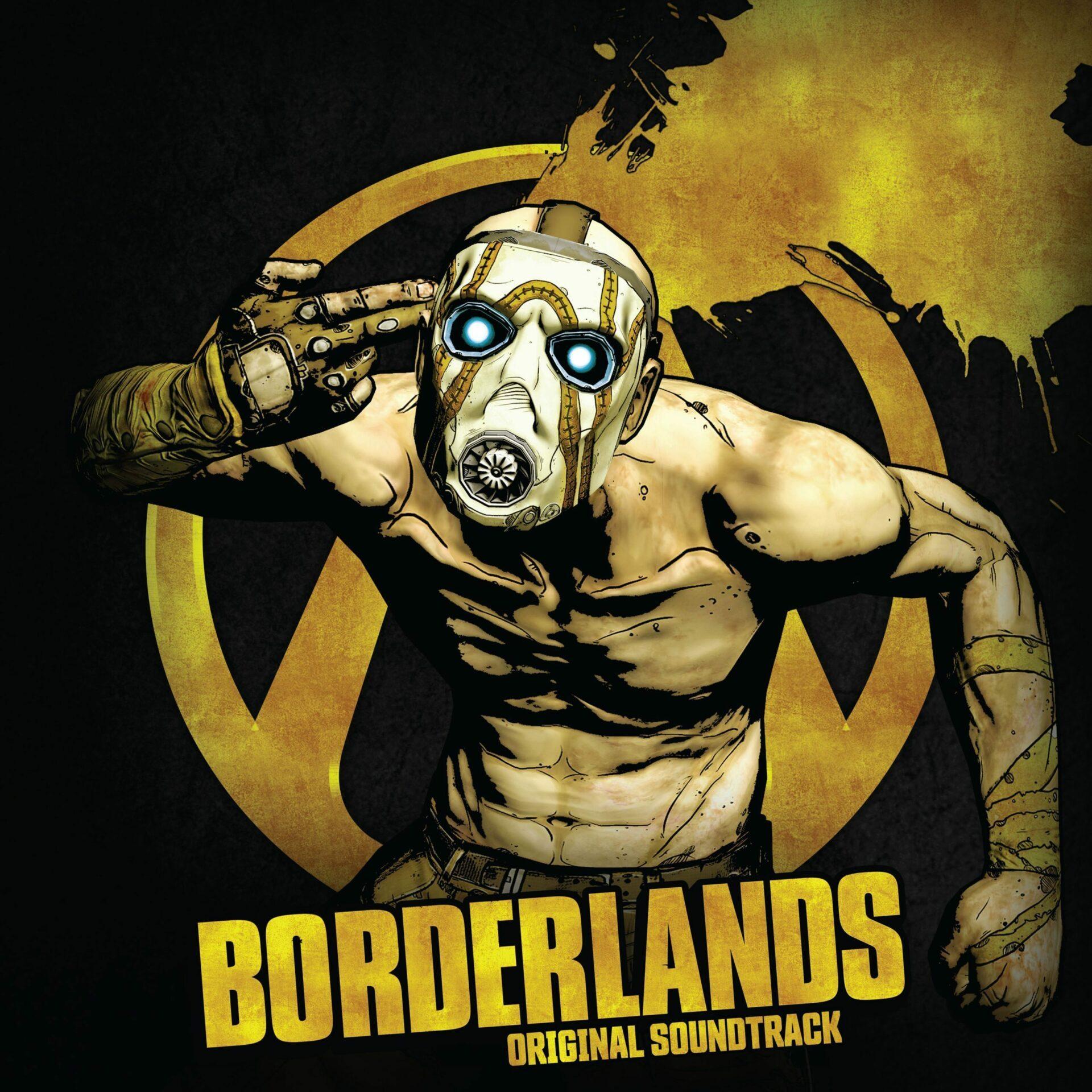 Borderlands 1 – X2LP – Front Shot