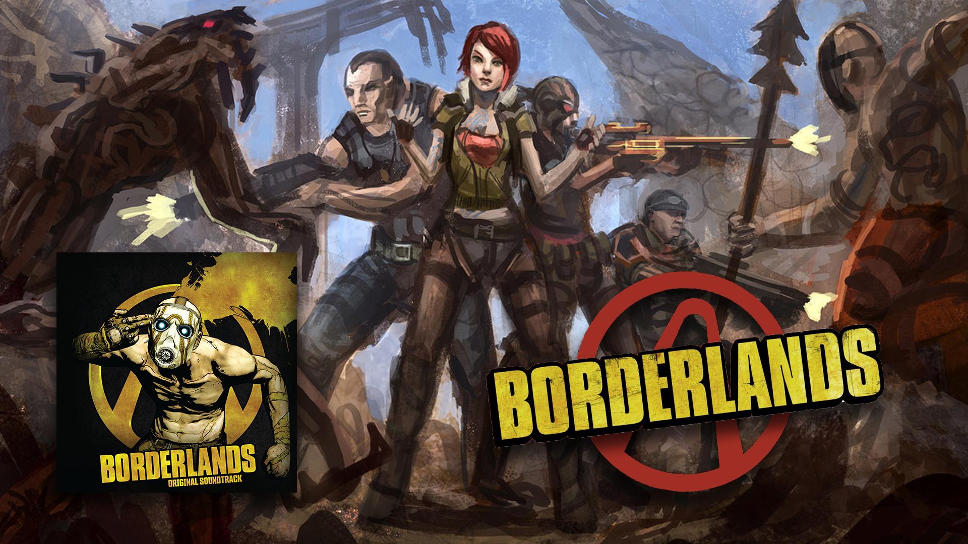 Borderlands1 Cover Just For Games