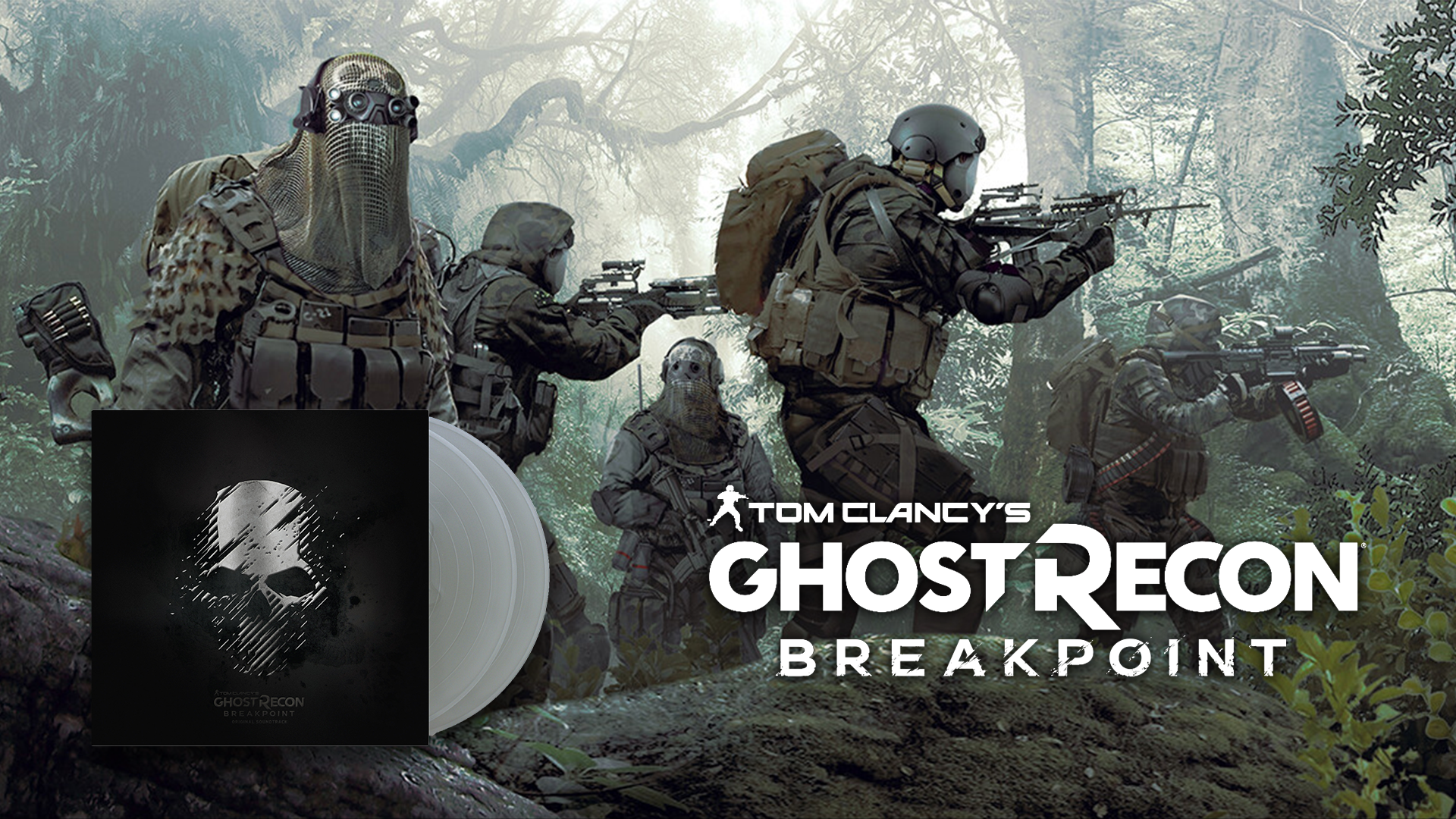 Ghost Recon Breakpoint Cover Just For Games