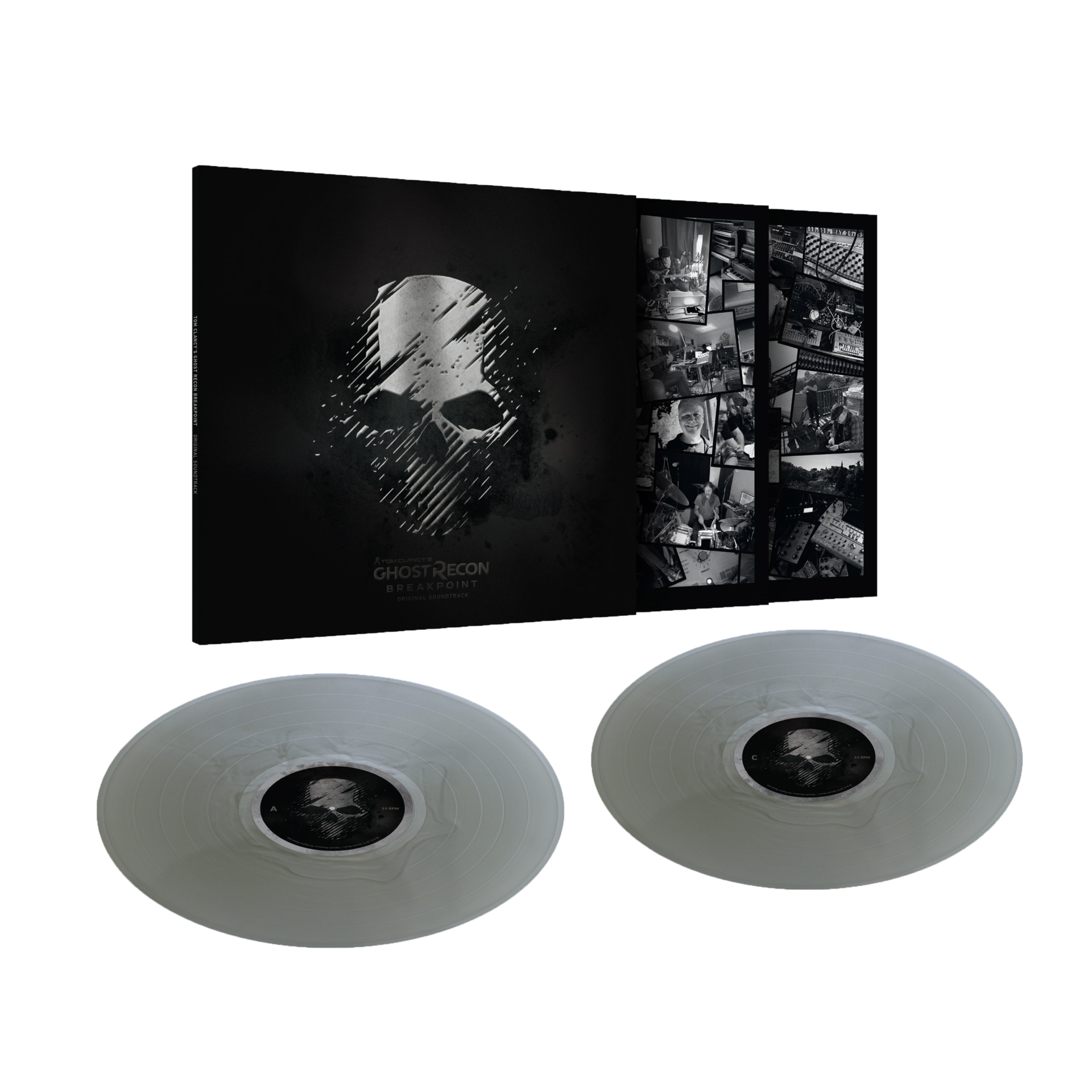 Ghost Recon Breakpoint – X2LP – Render 3