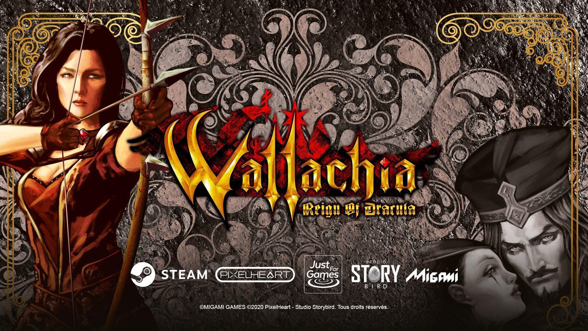 Wallachia Cover