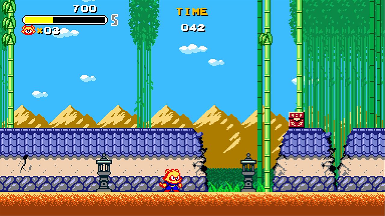 Tanuki Justice screen 1-justforgames