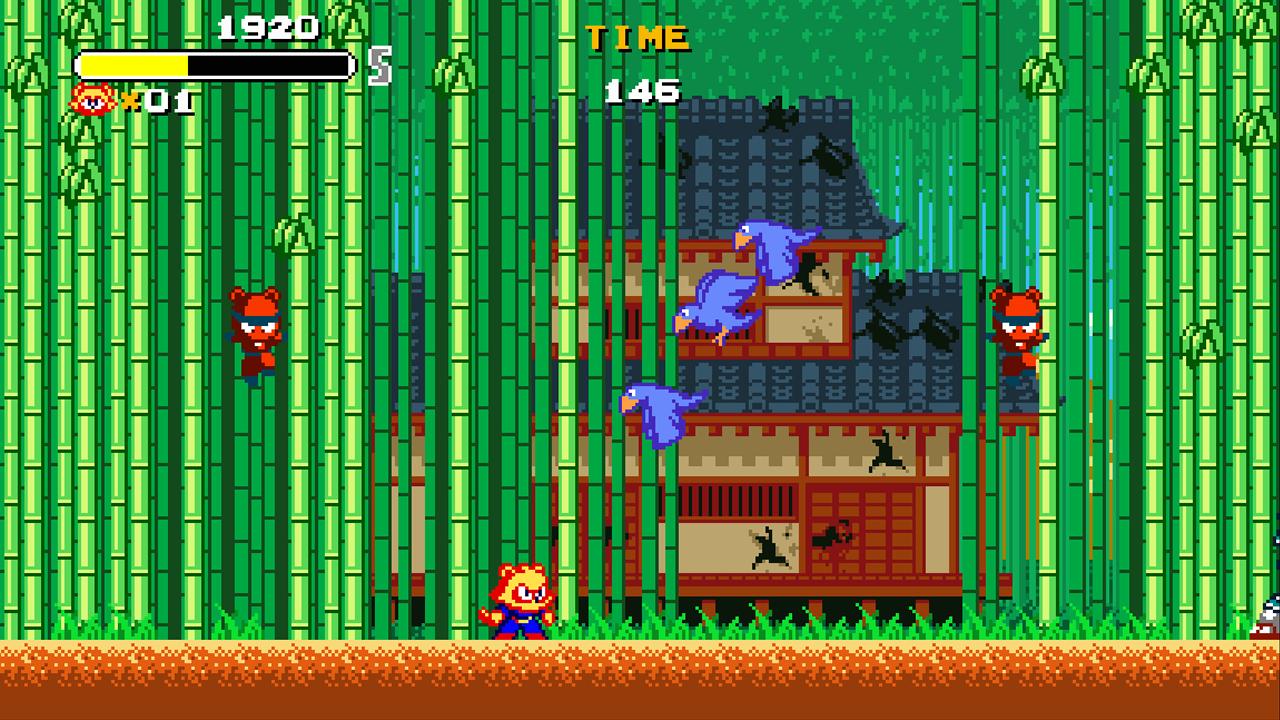 Tanuki Justice screen 2-justforgames