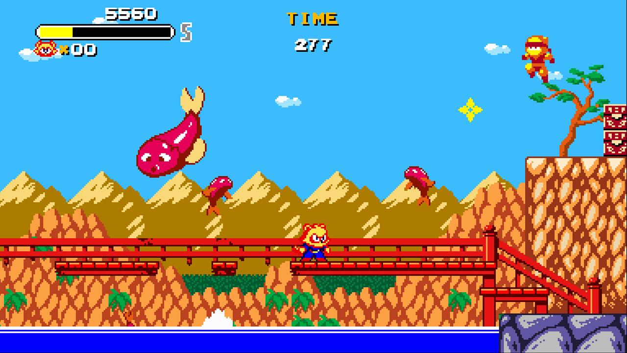 Tanuki Justice screen 3-justforgames