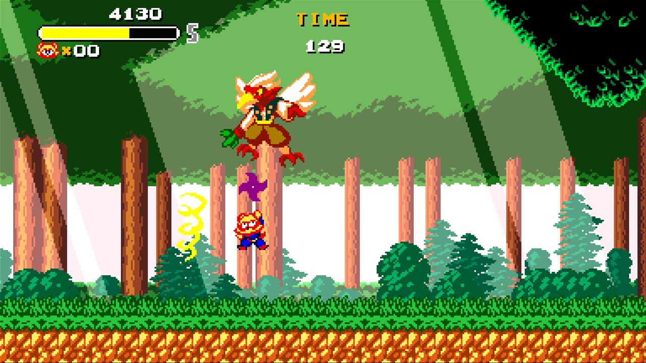 Tanuki Justice screen 7-justforgames