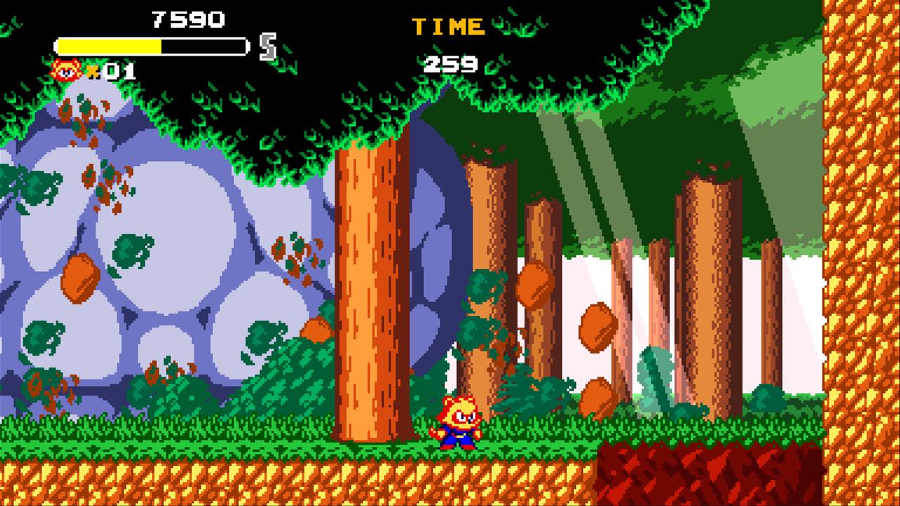 Tanuki Justice screen 8-justforgames
