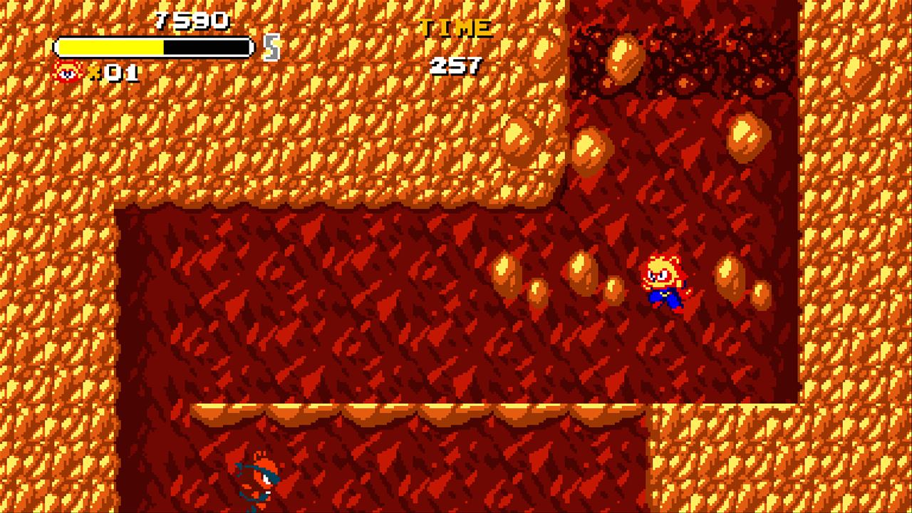 Tanuki Justice screen 9-justforgames