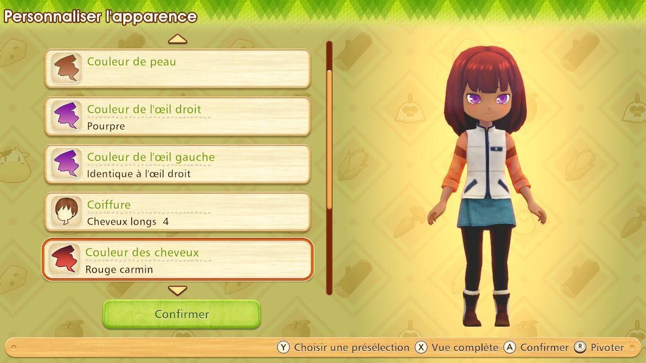 Character Customization 5-6