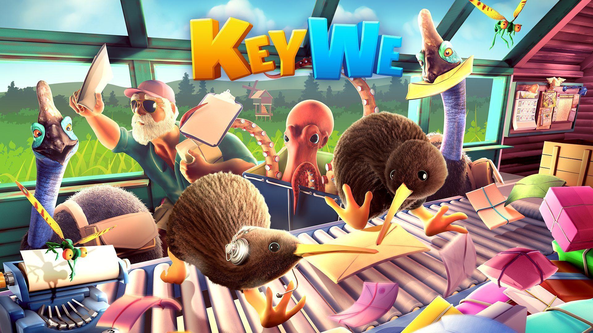 KeyWe Key Art 1920×1080