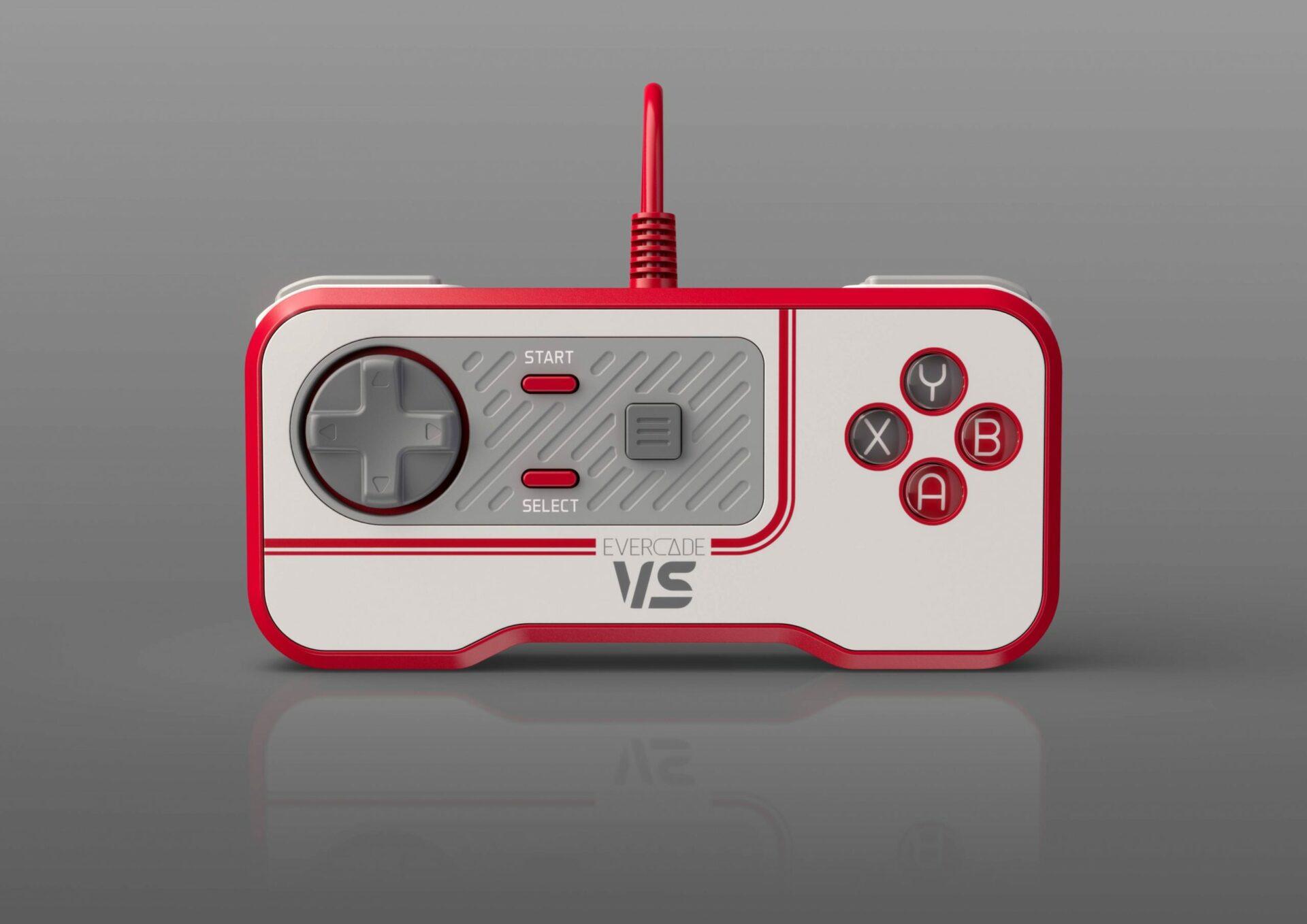 Copy of Evercade VS Console Image 03 F1