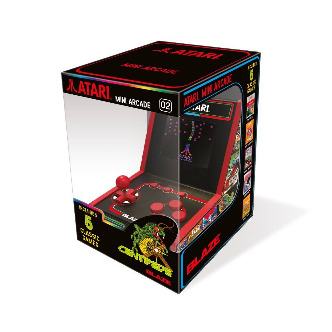 Atari mini arcade (2)