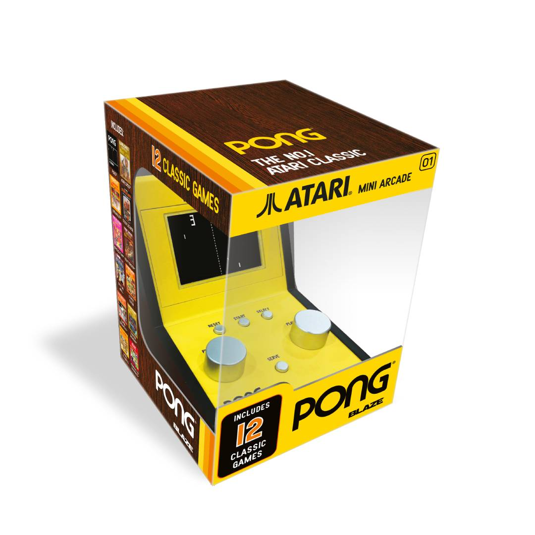 Atari mini arcade (5)