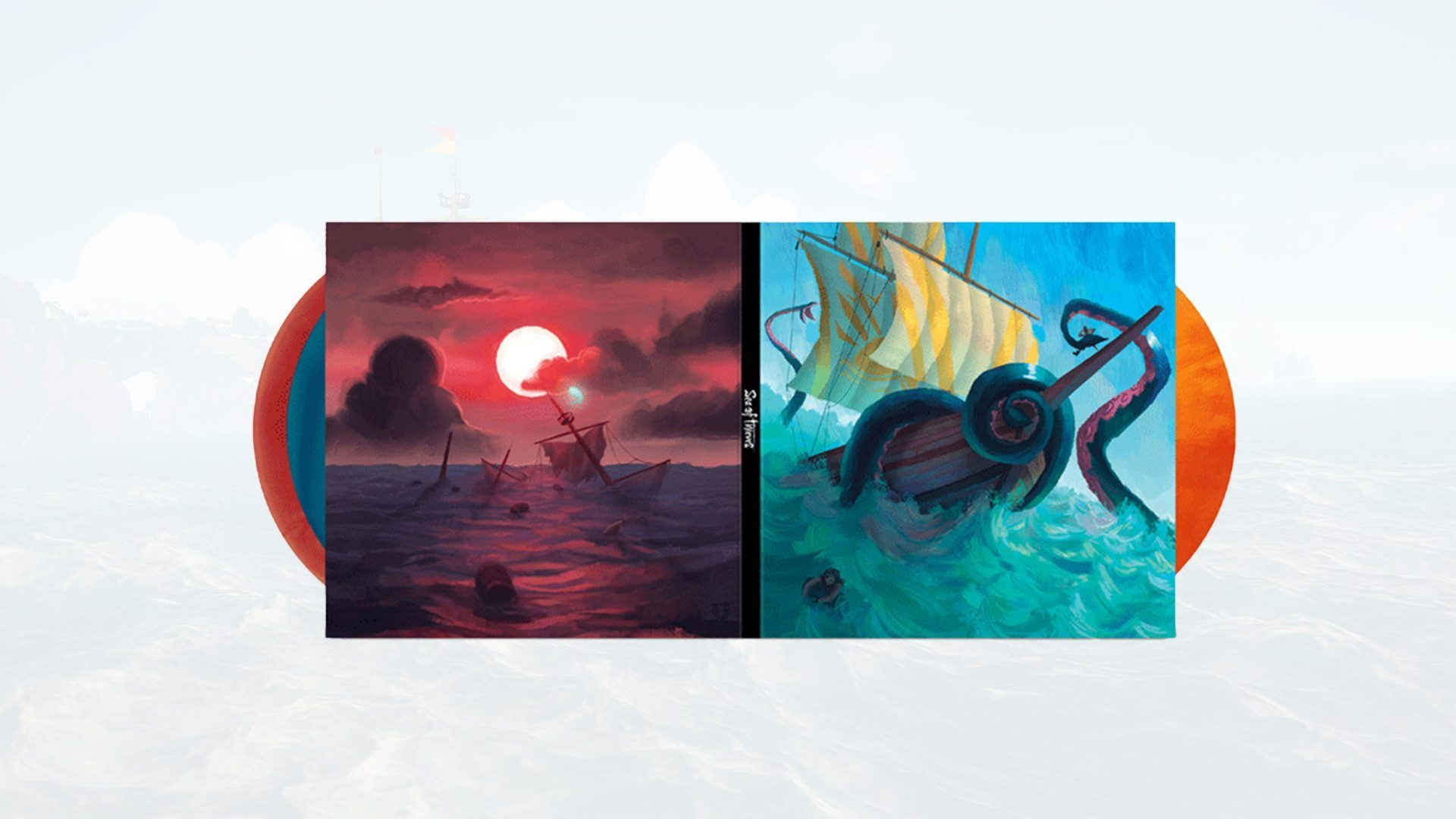 sea of thieves vinyle just for games (1)