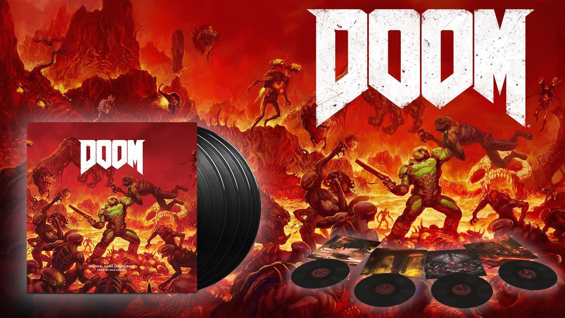 doom-vinyle