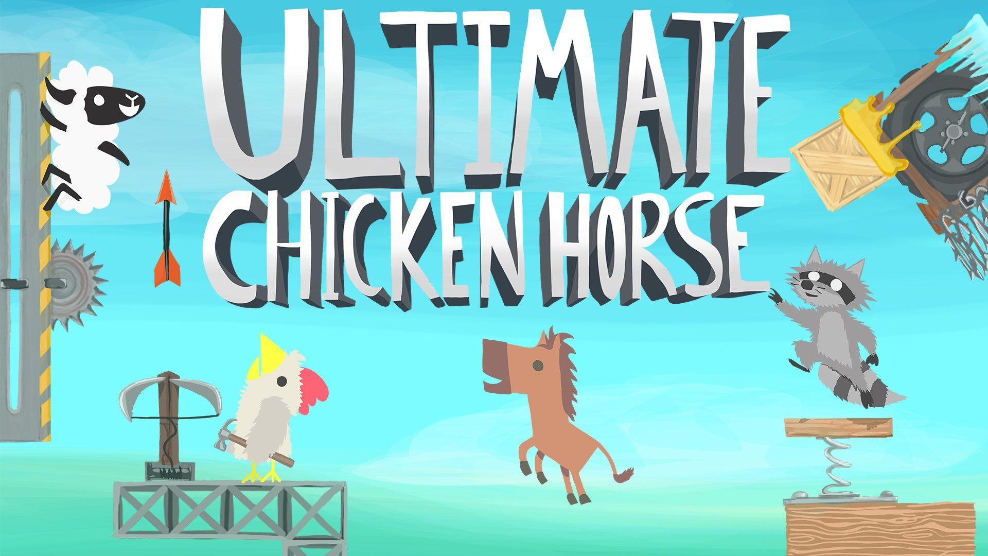 keyart ultimate chicken horse