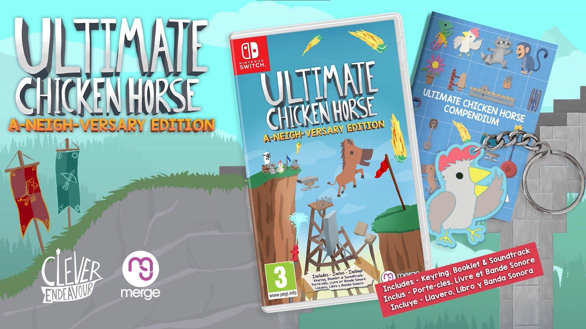 ultimate chicken horse packshot